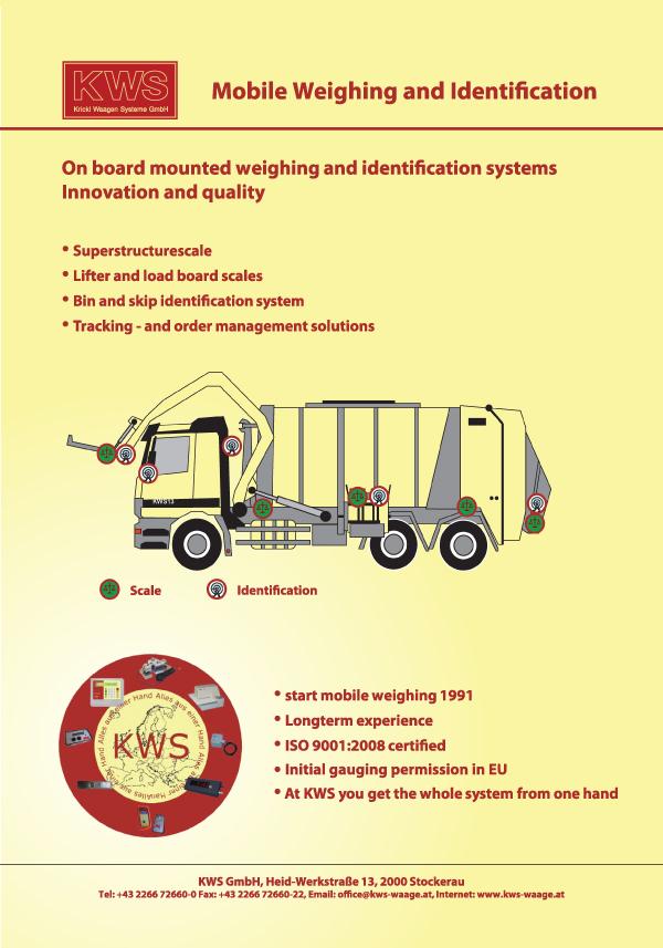 KWS Krickl Waagen Systeme