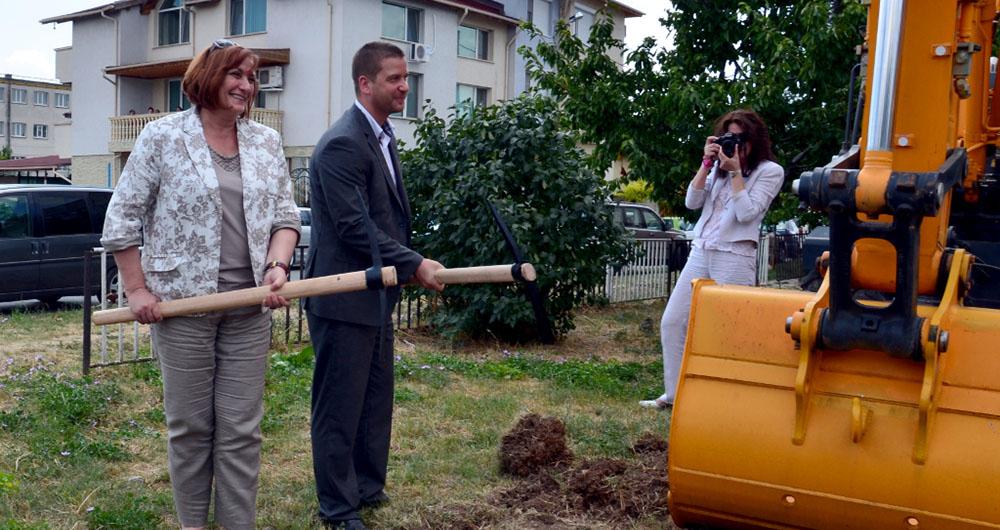 Започна изграждането на водната инфраструктура на Стара Загора