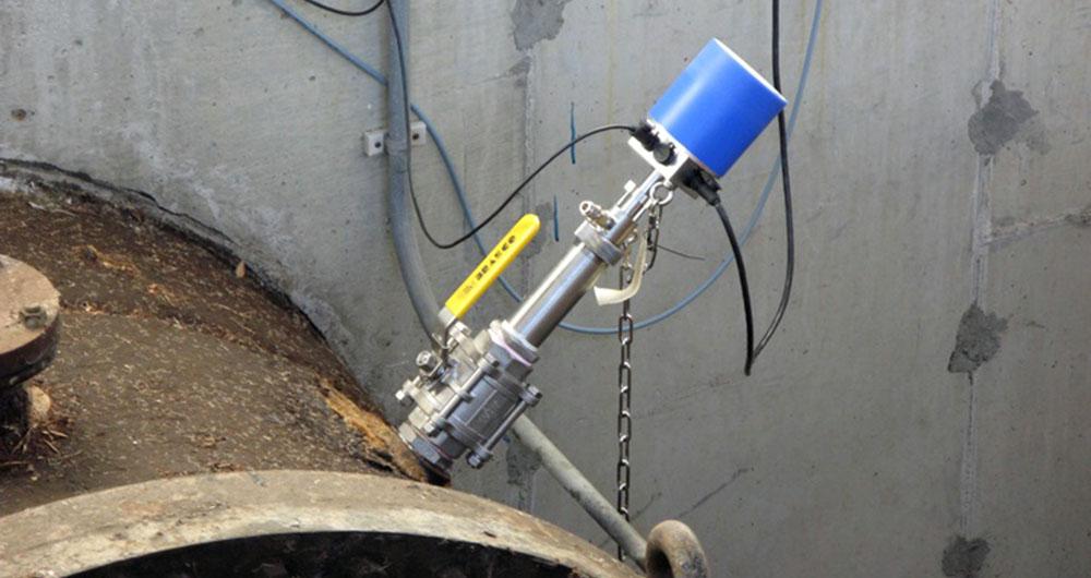 НИК-21-Мечев: Сондата за мониторинг и контрол на качеството на водата Intellisondе предлага до 12 параметъра едновременно