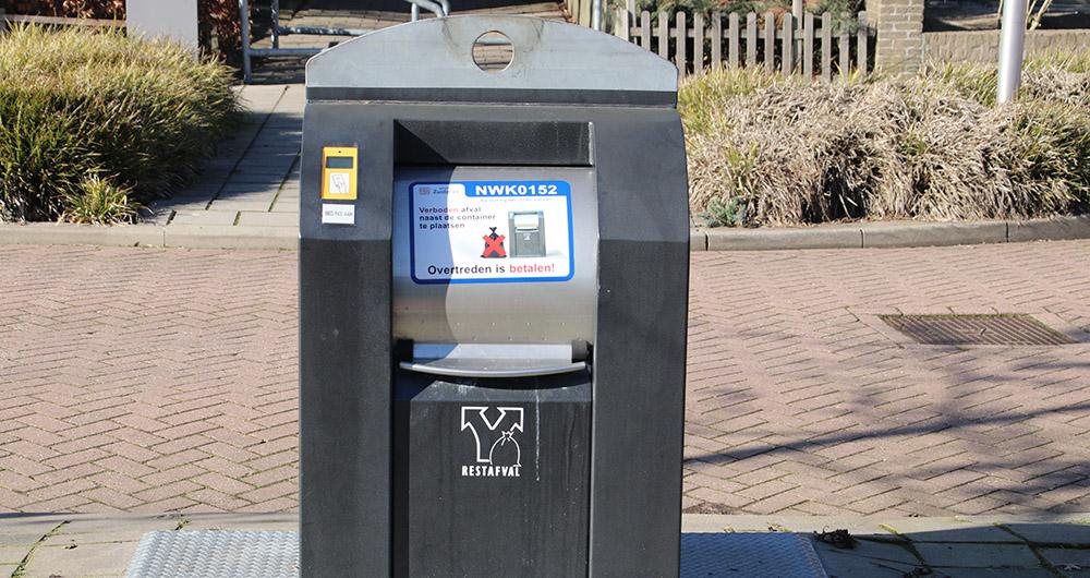 Подземни системи за събиране на отпадъци