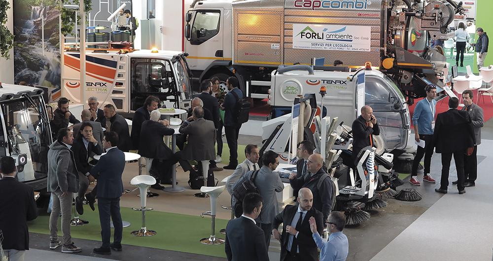Платформата за зелена икономика Ecomondo се завръща в Римини от 5 до 8 ноември