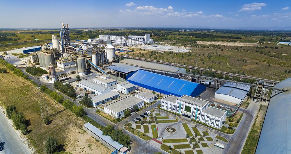 Управление на емисии при производството на цимент