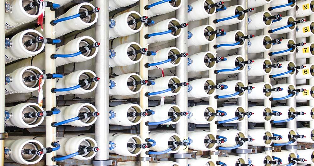 Индустриални водни филтри