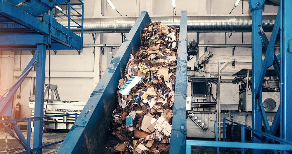 Инсталации за сортиране на отпадъци