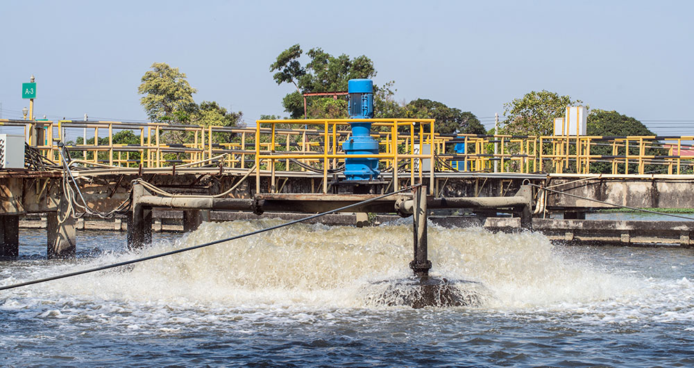 Джет миксери и аератори за отпадъчни води
