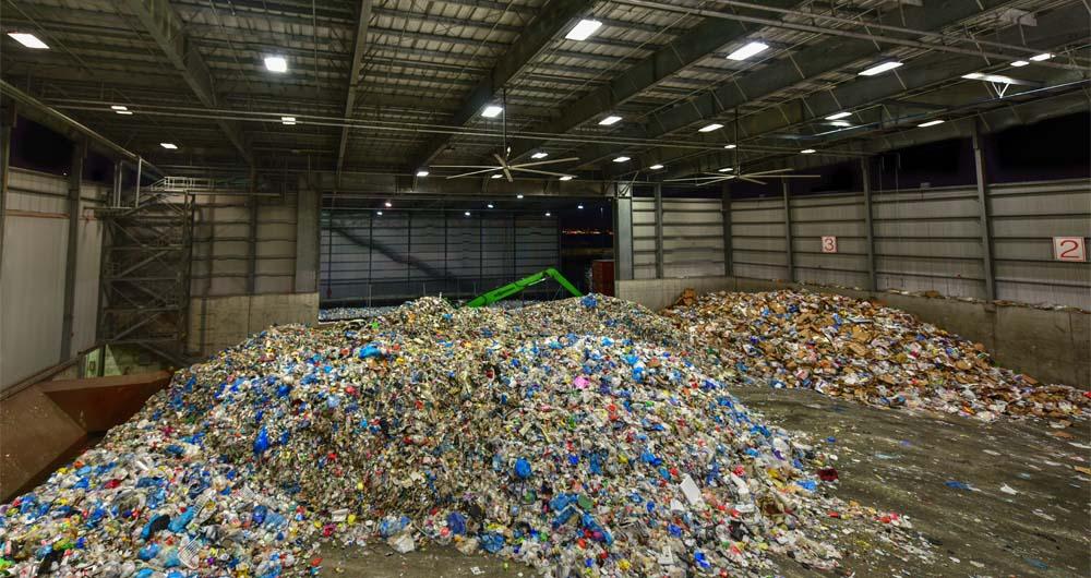 Производство на гориво от отпадъци (RDF)