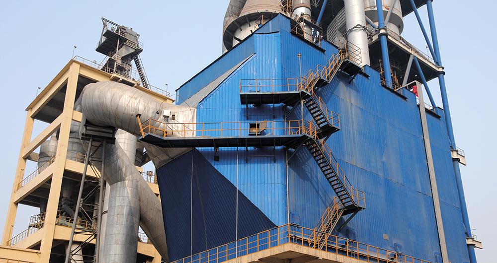 Газоочистване в индустрията