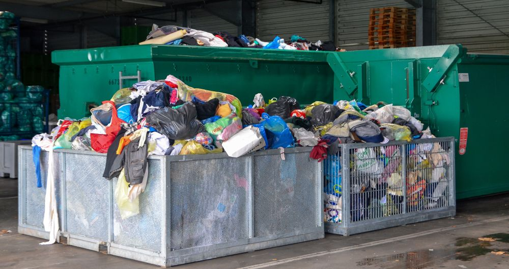 Нова технология обещава напредък в рециклирането на текстил