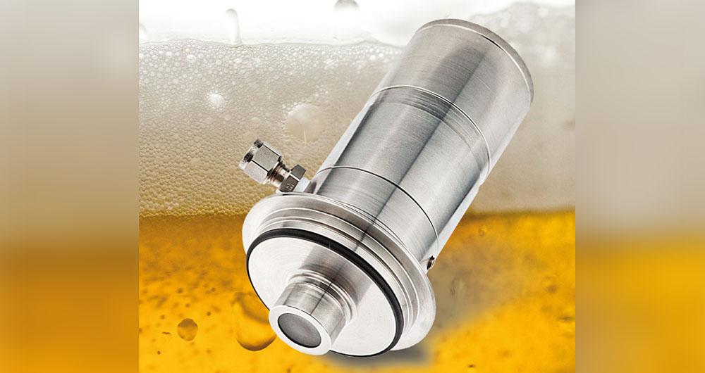 Сензорите на Mettler Toledo отговарят на специфичните нужди на пивоварния сектор