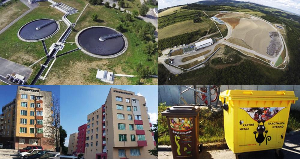 Община Габрово води устойчива политика за повишаване на енергийната ефективност