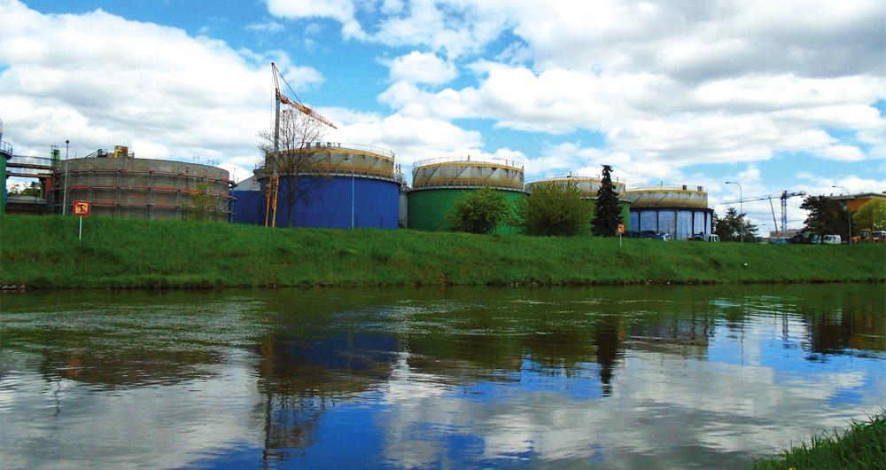 Келдал апарати - определяне на азот във води