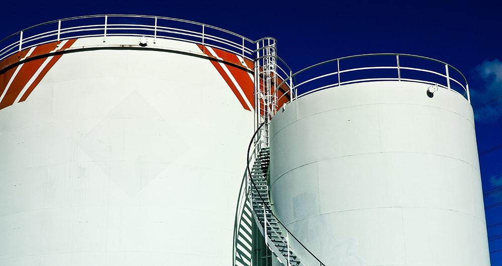 Управление на емисии от съхранение