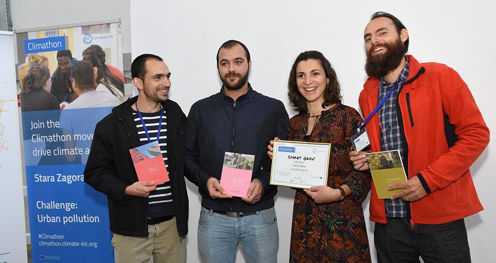 Обявиха победителите в националния конкурс Загорка Зелен Фонд 2016
