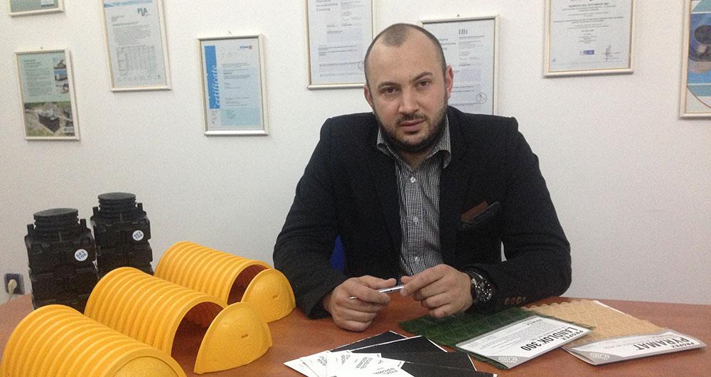 Биорок България, Георги Йовков: Предлаганите от нас продукти са строго ориентирани към опазване на околната среда и водните ресурси