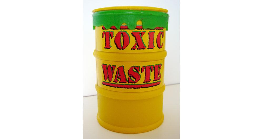 Изгаряне на опасни отпадъци