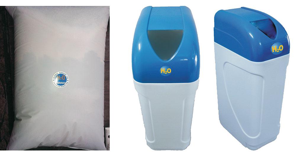 Global Garant: H2O смесените смоли елиминират ефективно до 5 основни замърсителя