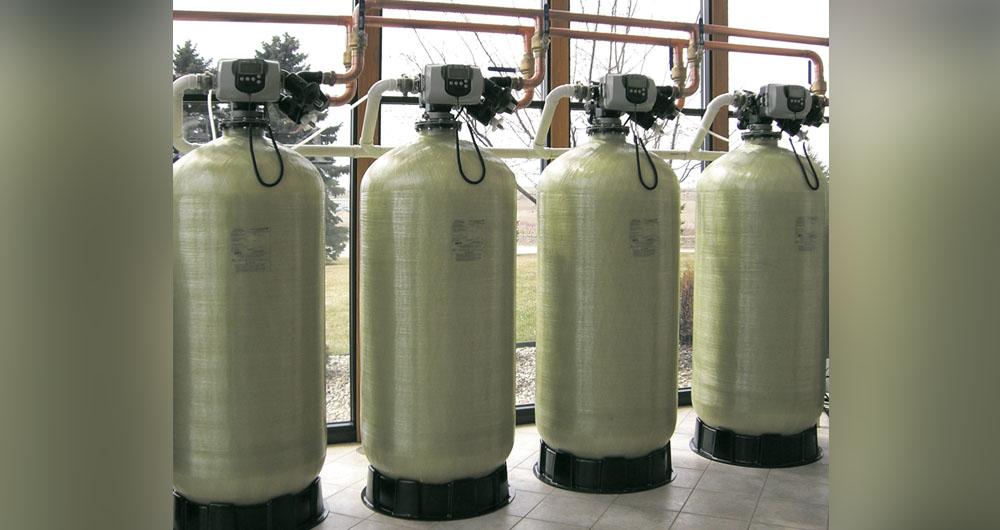 Флунемерг: Омекотяването на вода със смола DOWEX™ Marathon™ C намира приложение в различни сектори на индустрията