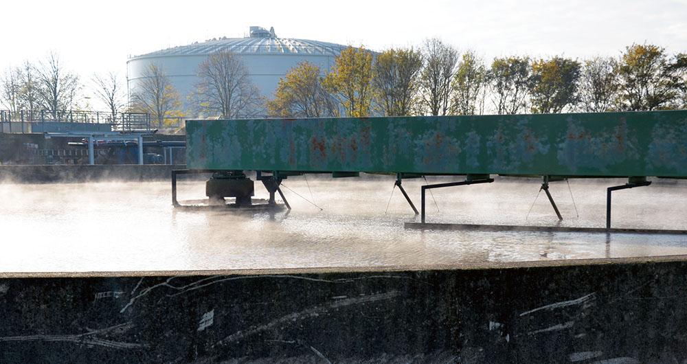 Утаители за отпадъчни води