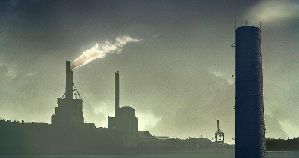 Съвременни решения за контрол на киселинните дъждове