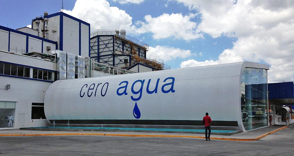 Nestle отвори първата изцяло независеща от външни водоизточници фабрика в света