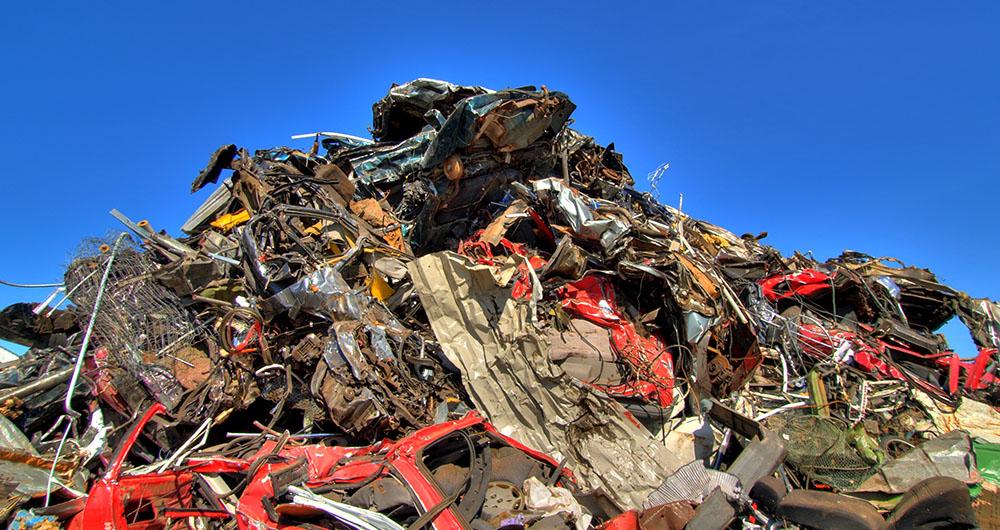 Рециклиране на излезли от употреба автомобили