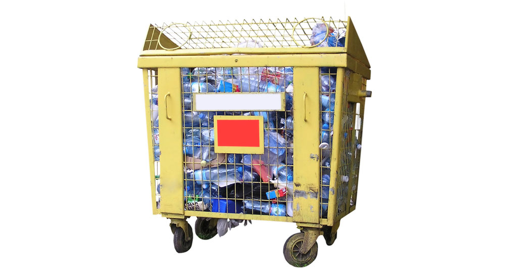 Рециклиране на пластмаси