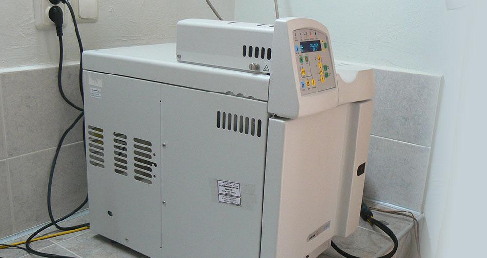 Изпитвателна лаборатория Екология в Неохим