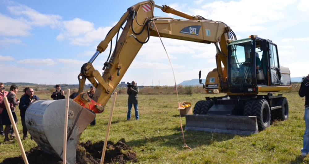 Изграждане на частична канализационна мрежа, ПСОВ и реконструкция на водопроводната мрежа на гр. Нови пазар