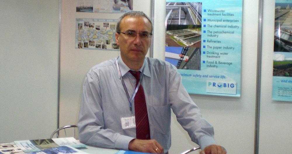 Интервю с Тодор Стефанов, управител на фирма Кселекс
