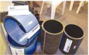 Еко Проект ООД - първият  производител на  усилени полиетиленови RC тръби