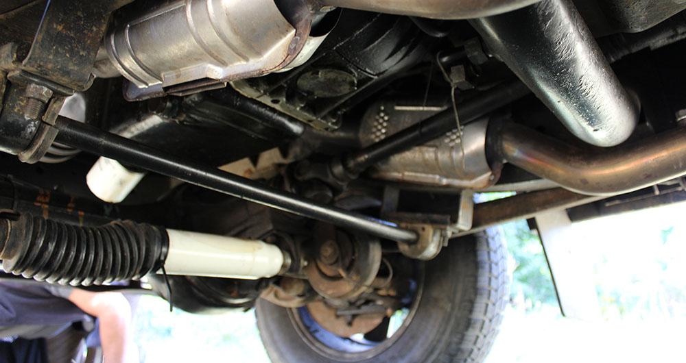Рециклиране на отработени автомобилни катализатори
