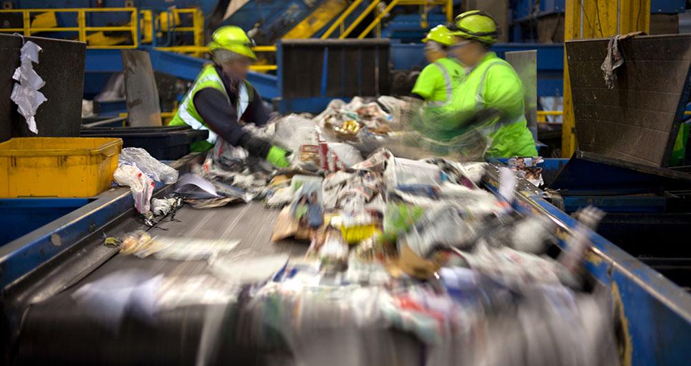Технологии за третиране на отпадъци от пластмаса