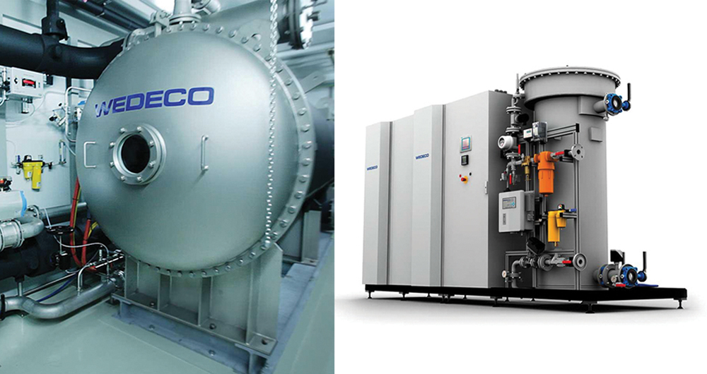 Озон генераторите на Wedeco осигуряват максимално производство с минимален разход на енергия