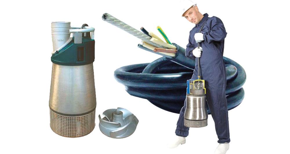 Помпените системи за отпадъчни води на DAB гарантират високо качество и надеждност