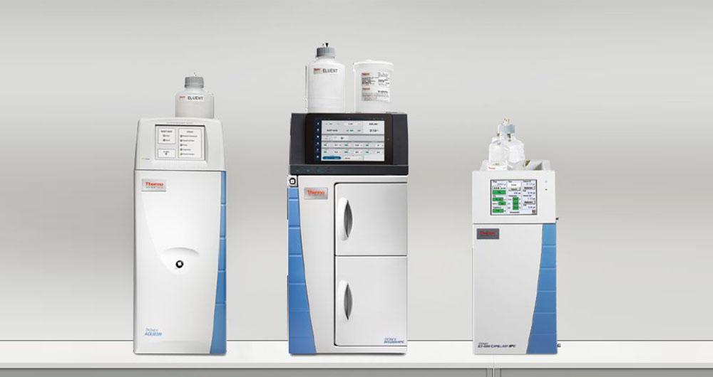 АСМ2 предлага пълна гама решения за лабораторен качествен и количествен анализ на води