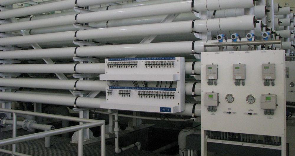 Системи за обратна осмоза на питейни и отпадъчни води