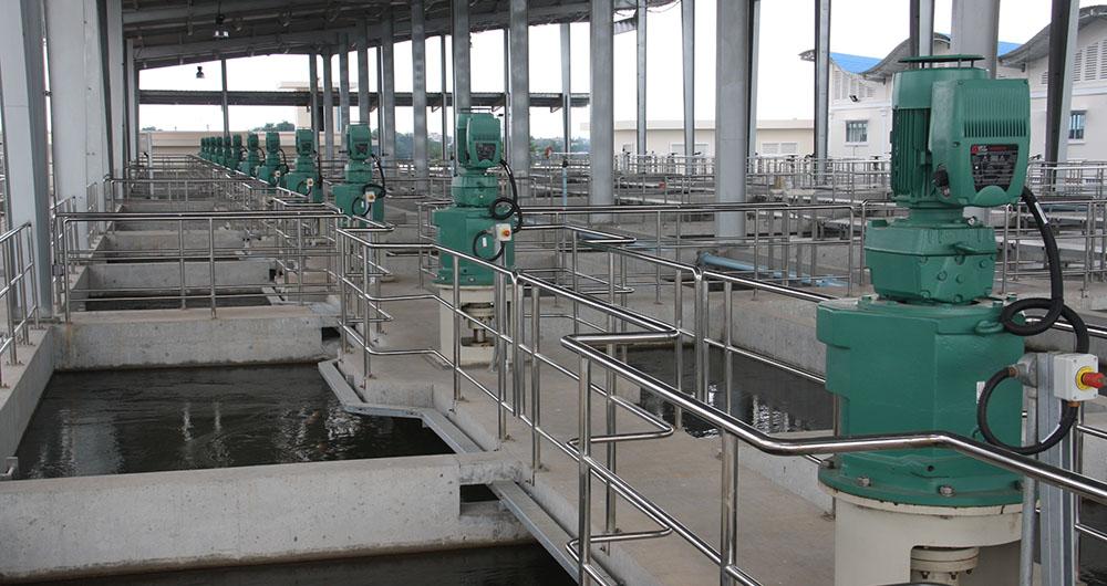 Дозиращи помпи за пречиствателни станции