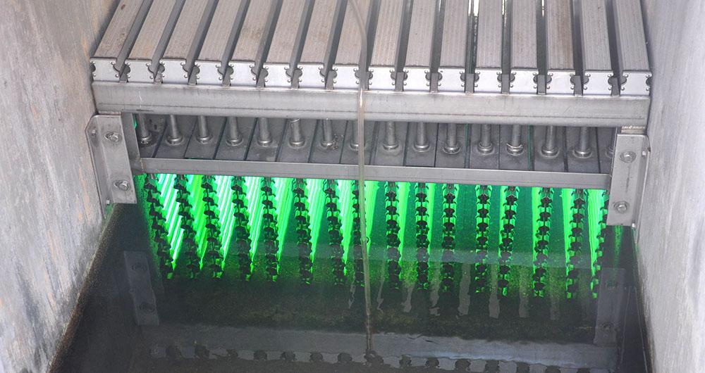 Системи за UV обеззаразяване на води